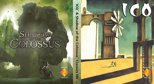 ICO-ShadowoftheColossusClassicsHD PS3 Div 001