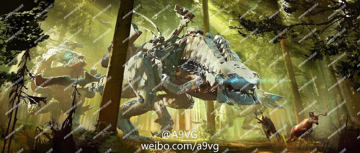 Horizon-ZeroDawn PS4 Div 001