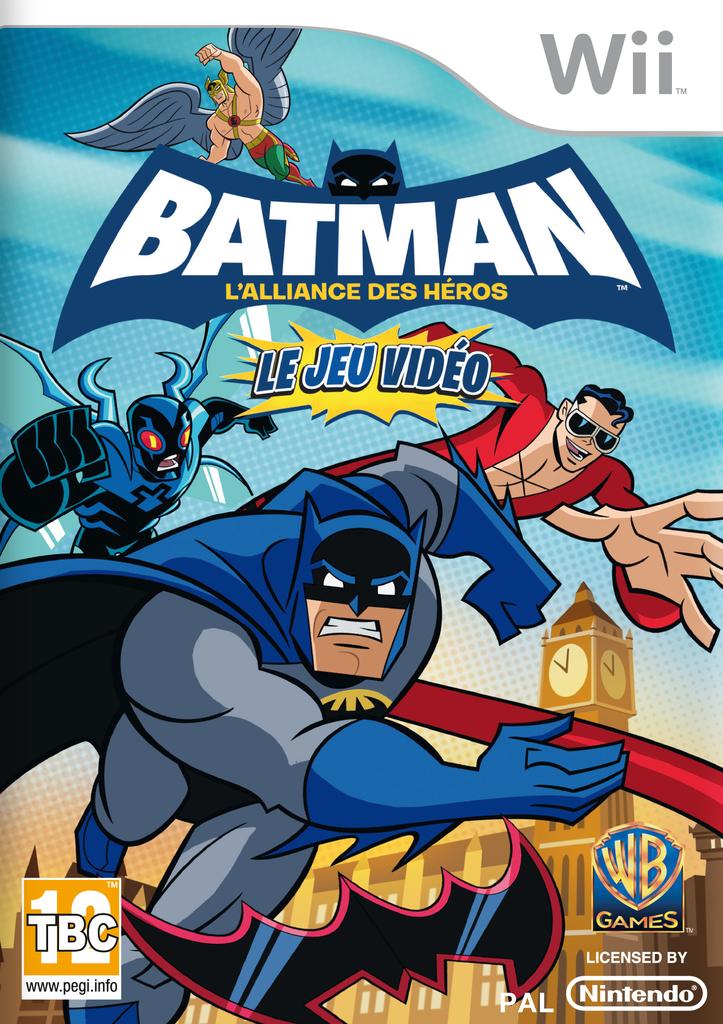 Batman : l'Alliance des Héros