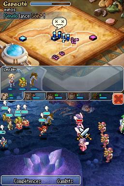 FFXII DS Battle 002