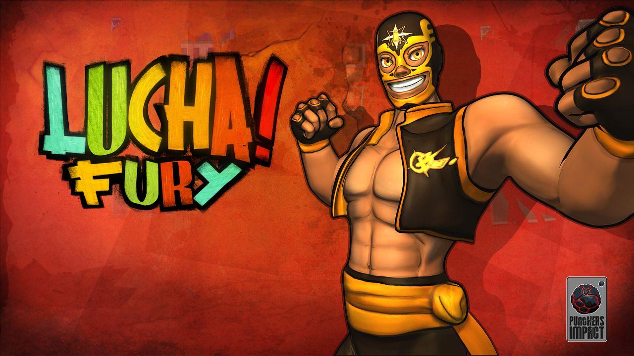 Lucha-Fury Multi Editeur 006
