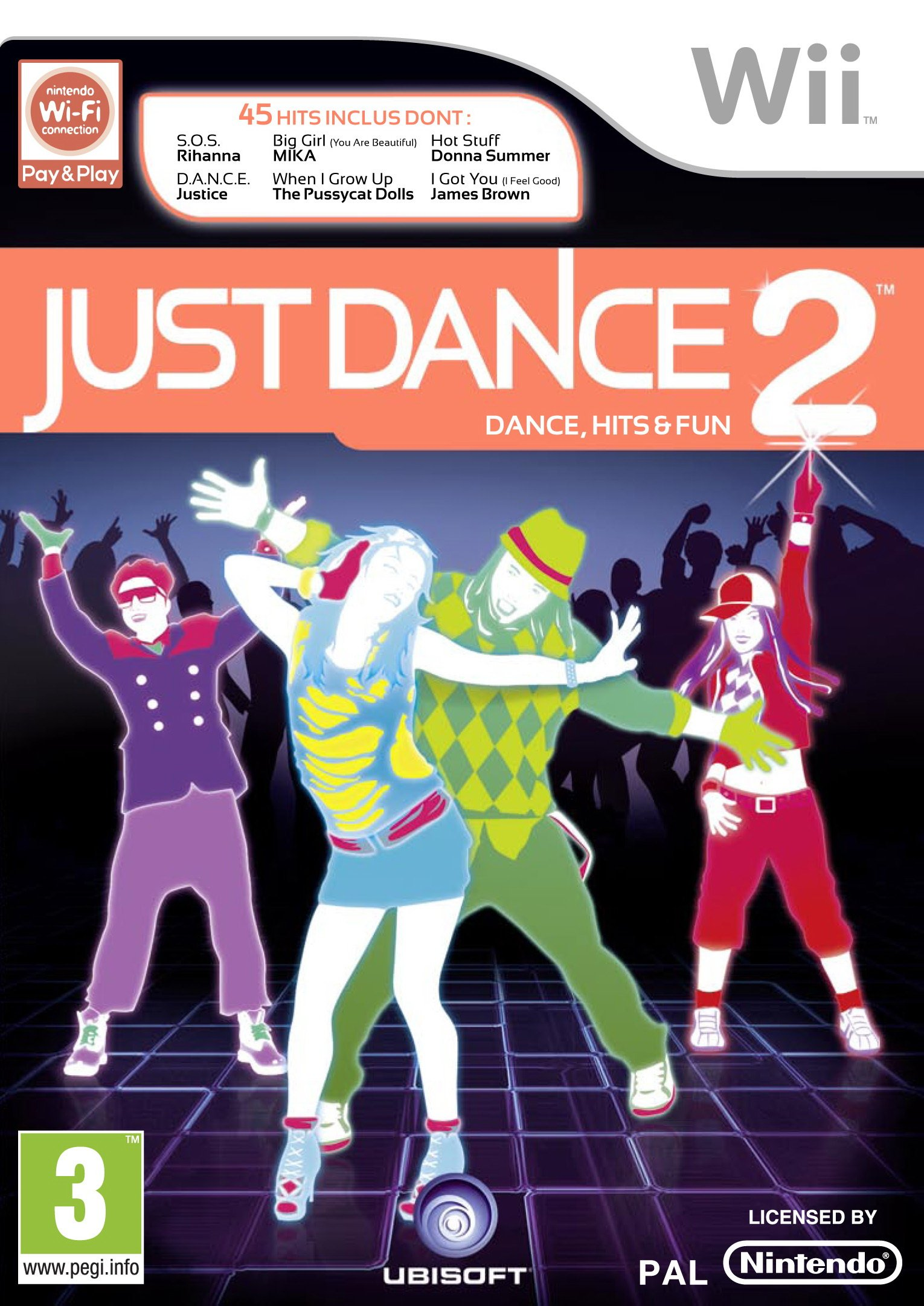 Je veux ~                                                    Just_Dance_2_Jaquette_FR