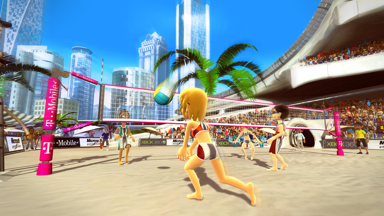 KinectSports Xbox360 Edit007