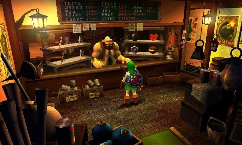 TheLegendofZelda-OcarinaofTime3D 3DS Editeur 019