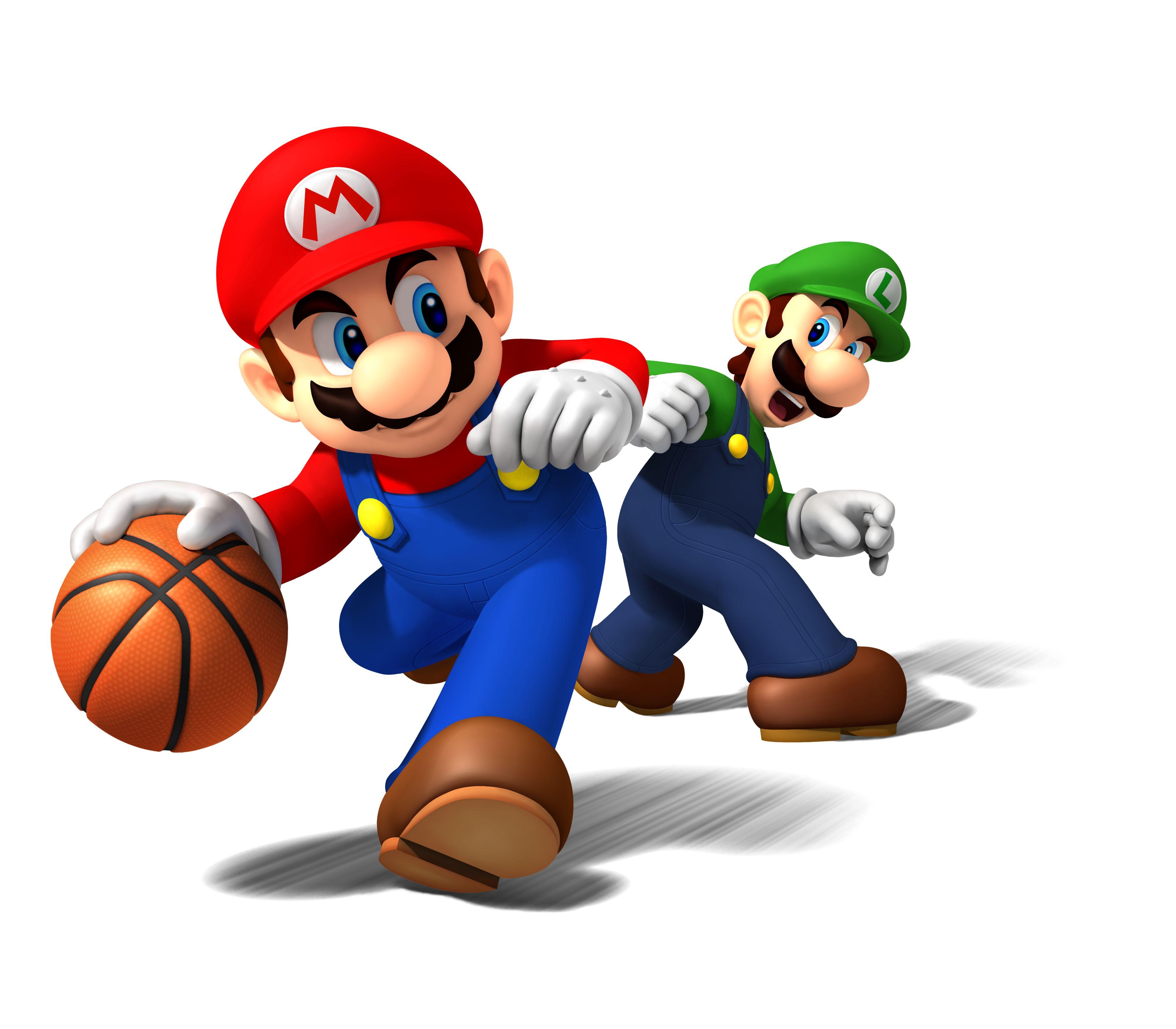 MarioSportsMix Wii Visu10