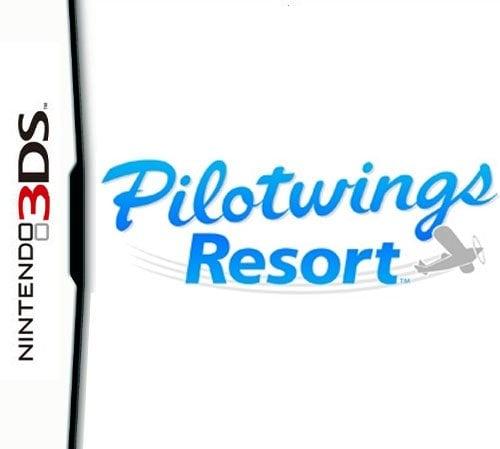PilotWingsResort 3DS Jaquette 001