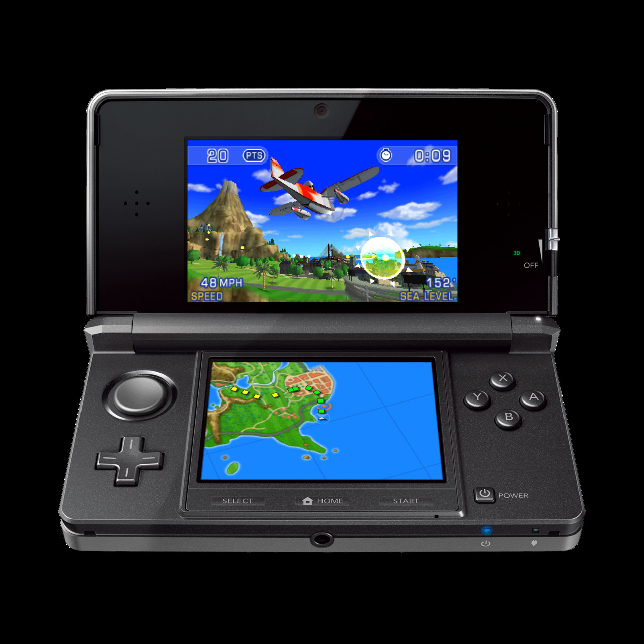 PilotWingsResort 3DS Visu01