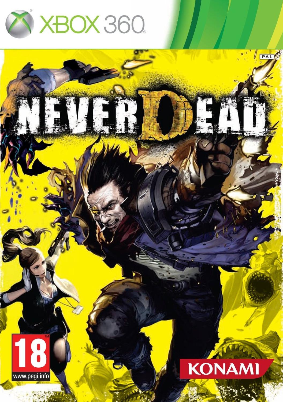 NeverDead 360 Jaquette 002