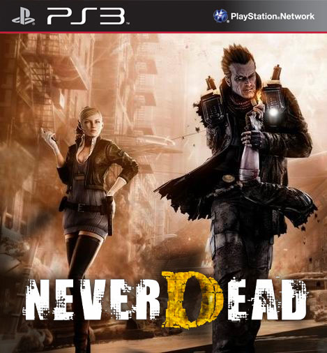 NeverDead Jaquette PS3-temp