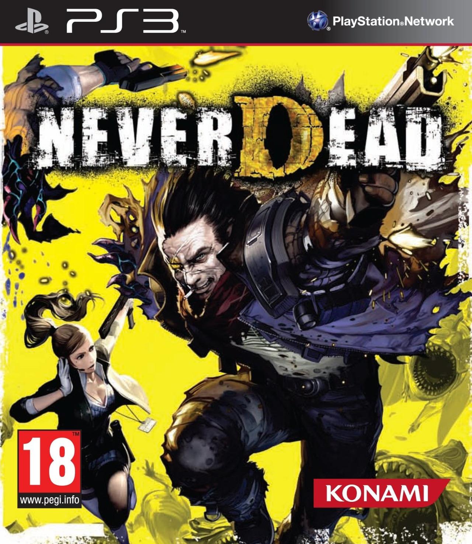 NeverDead PS3 Jaquette 002