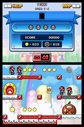 MarioVs.DonkeyKong-MinilandMayhem DS Editeur 021