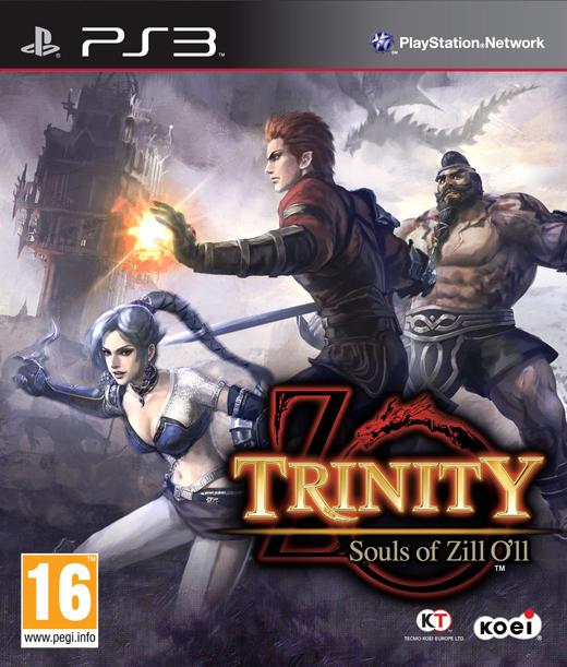 Trinity : Souls of Zill'Oll