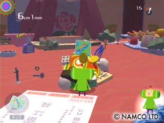 KatamariDamacy PS2 Editeur 002