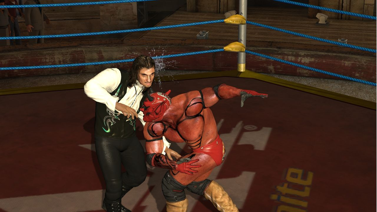 AAA LuchaLibre HeroesdelRing Multi Edit03