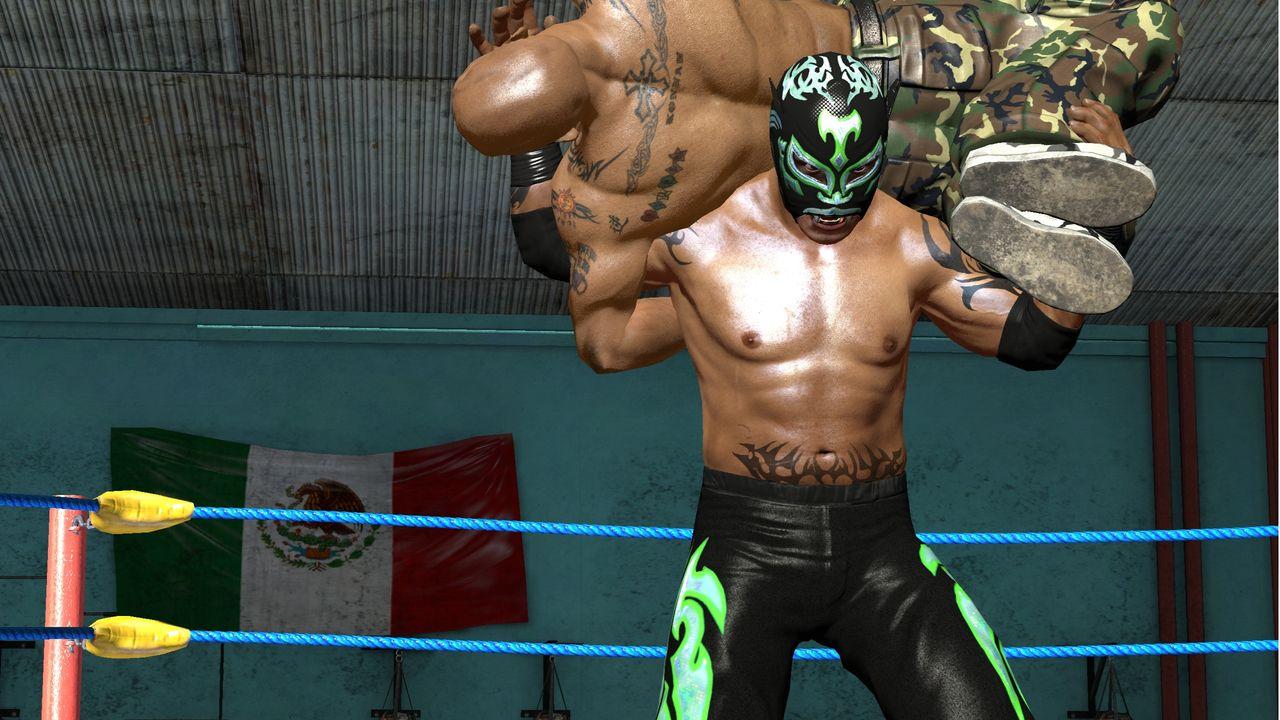 AAA LuchaLibre HeroesdelRing Multi Edit05