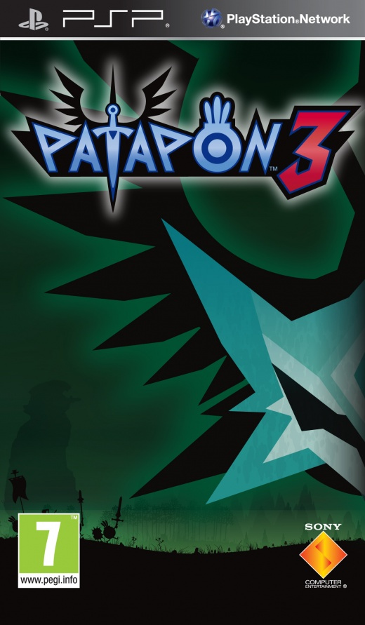 Patapon 3 USA PSP (exclue) [FS]