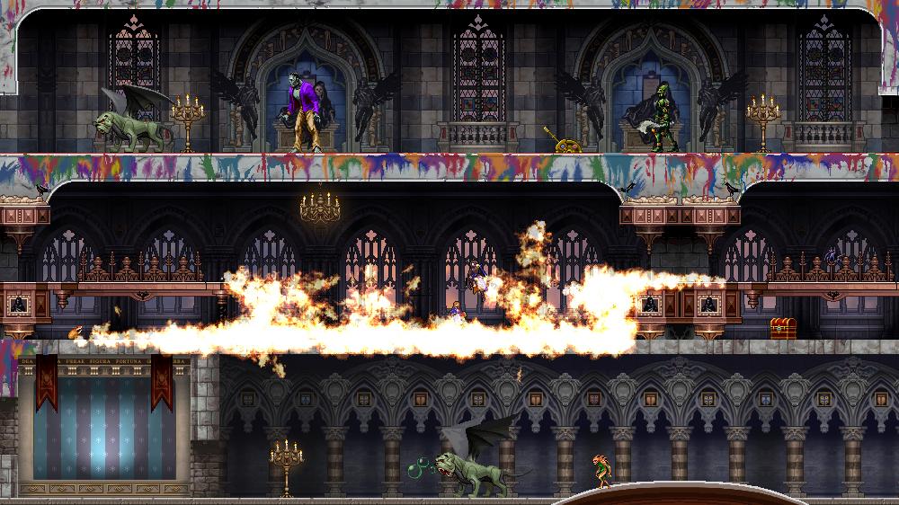 Castlevania HarmonyofDespair XBLA Edit02
