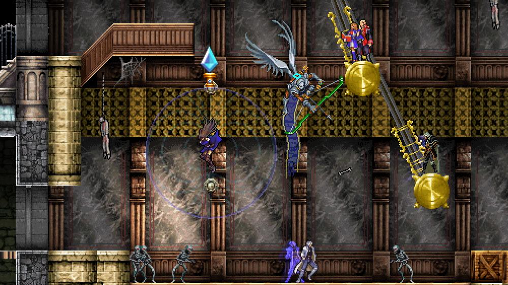 Castlevania HarmonyofDespair XBLA Edit05