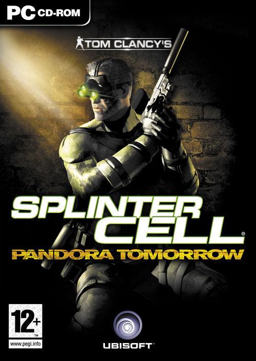 SplinerCell PandoraTomorrow
