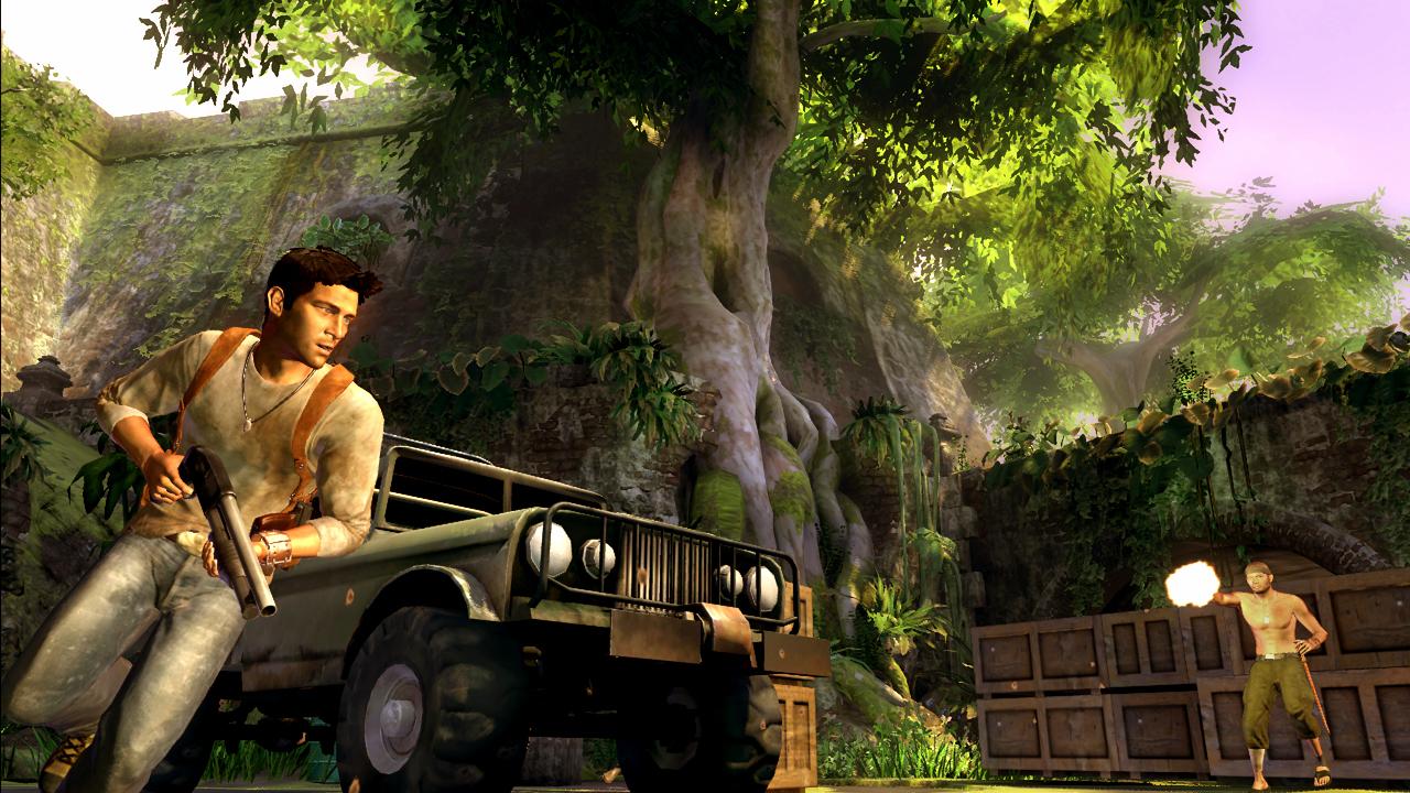 Drake Fortune PS3 Editeur 079