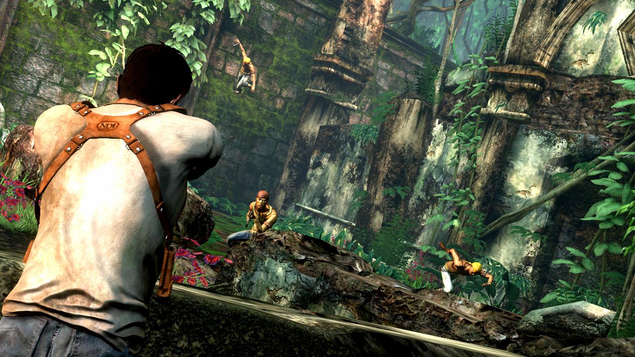 Drake Fortune PS3 Editeur 092