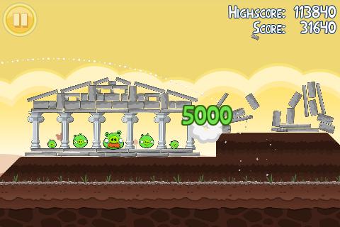 AngryBirds iPhone ed002