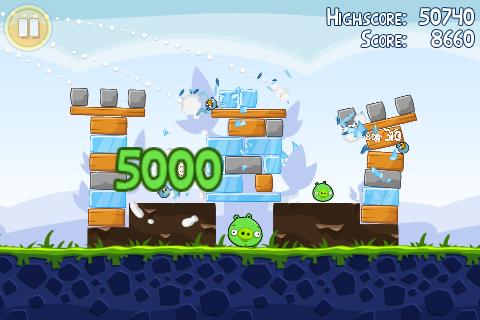 AngryBirds iPhone ed004