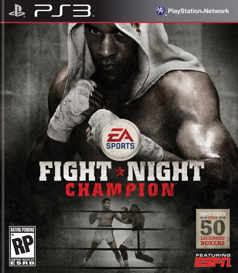 FightNightChampion PS3 Jaquette 001