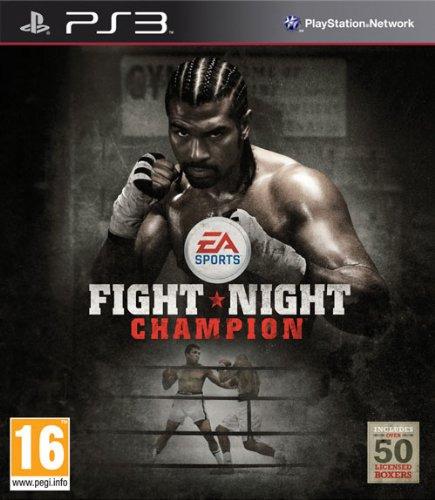 FightNightChampion PS3 Jaquette 002