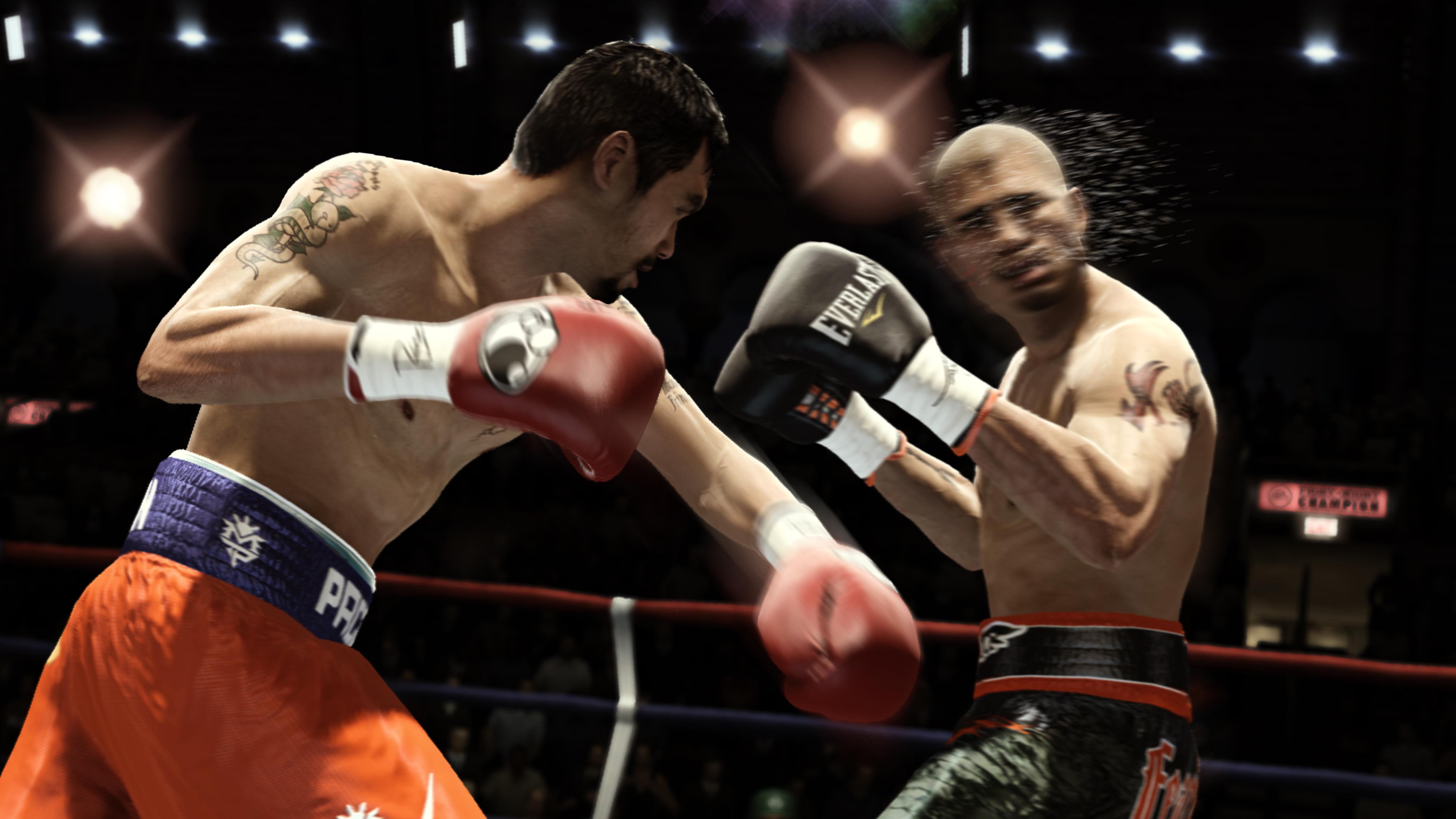 Fight Night Champion HD Edit 003