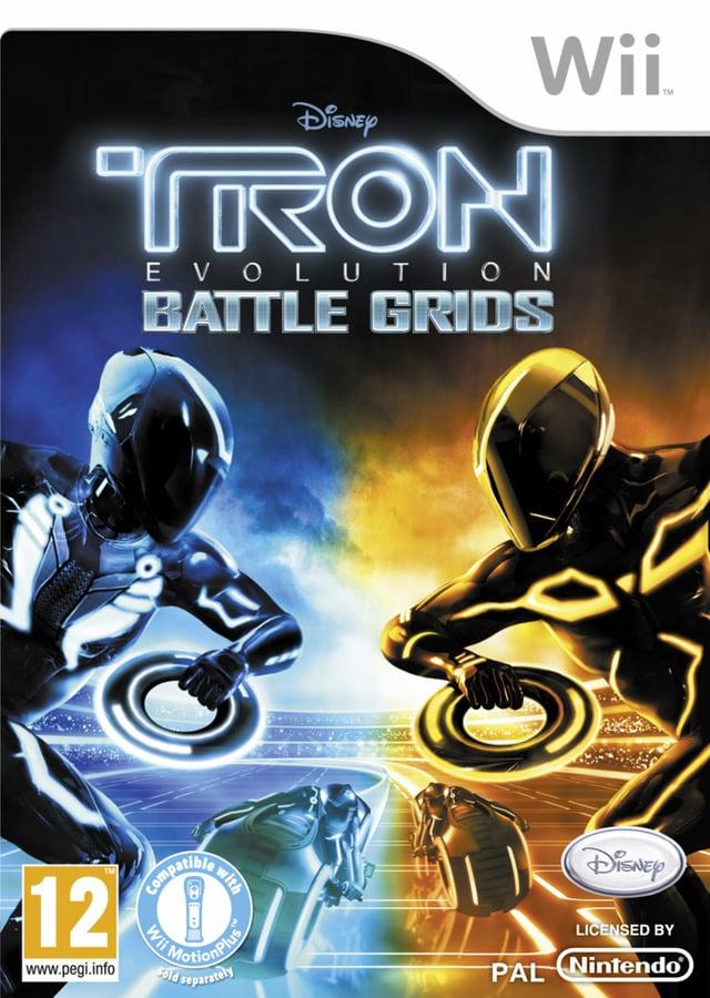 TRON Evolution : Battle Grids