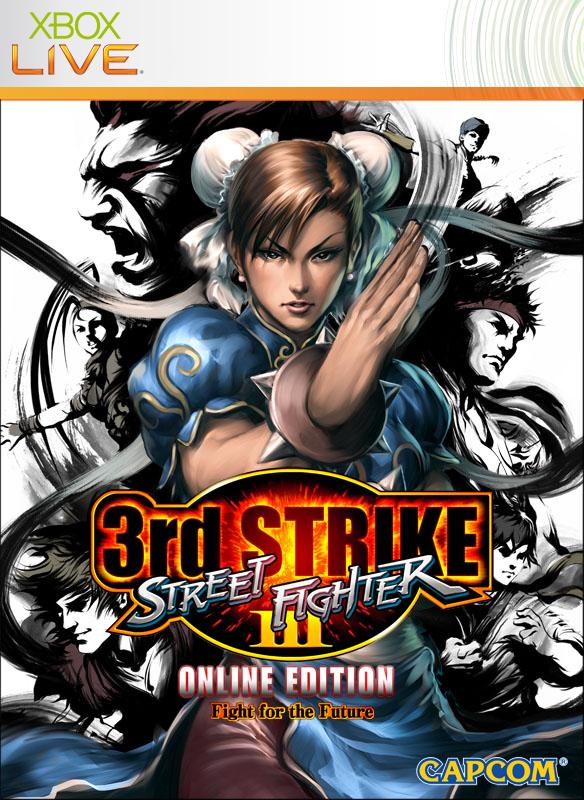 Street Fighter III Third Strike Online Edition
