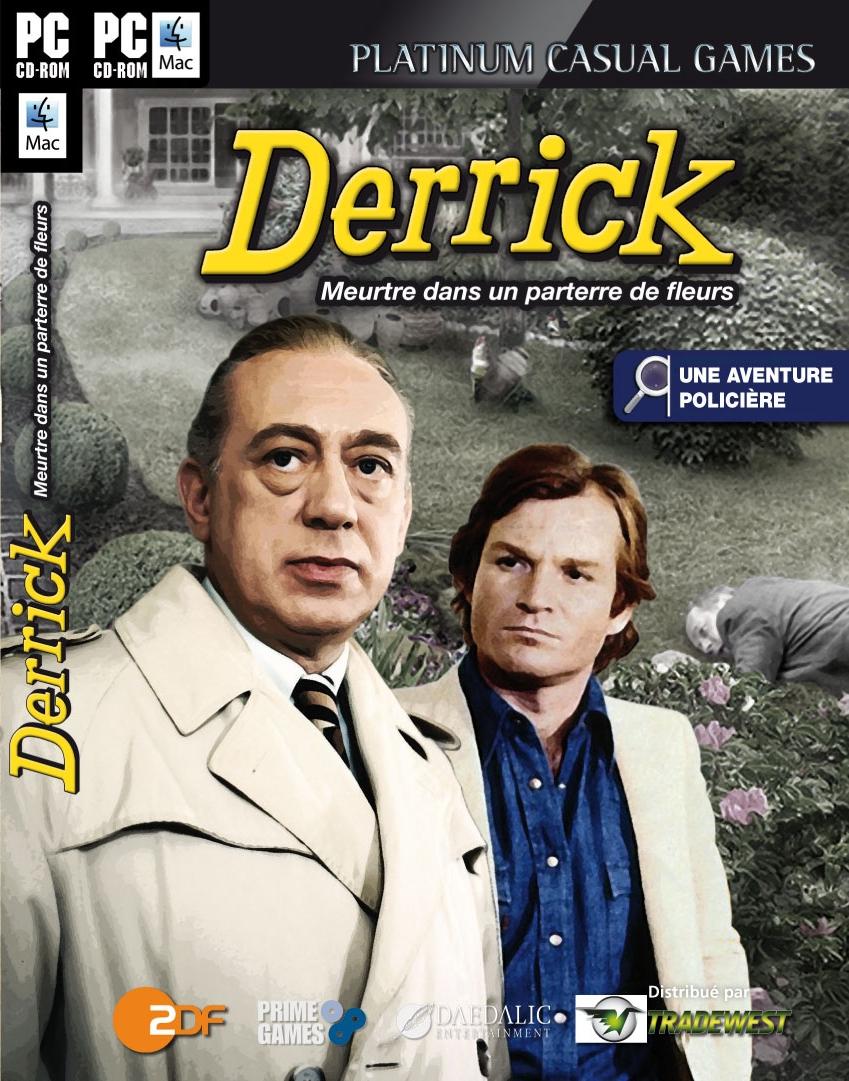 Derrick : Meurtre dans un parterre de fleurs