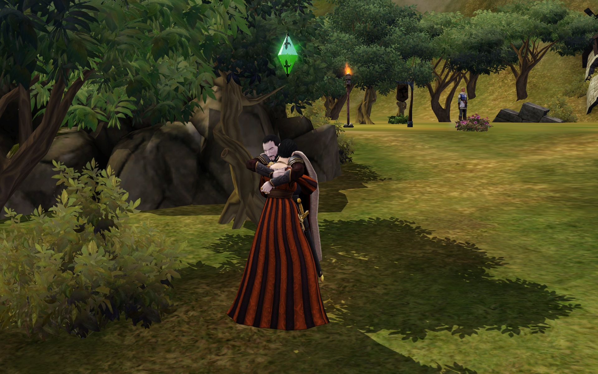 LesSims-Medieval Multi Test 004
