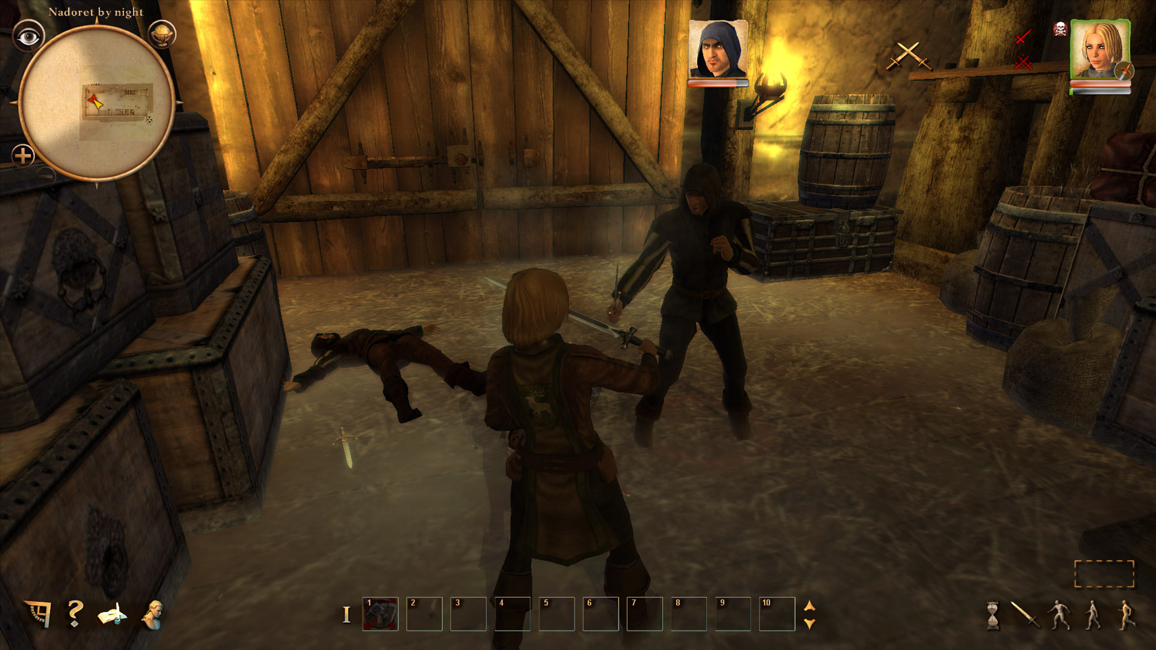 Drakensang-TheRiverOfTime Screenshot PC 003