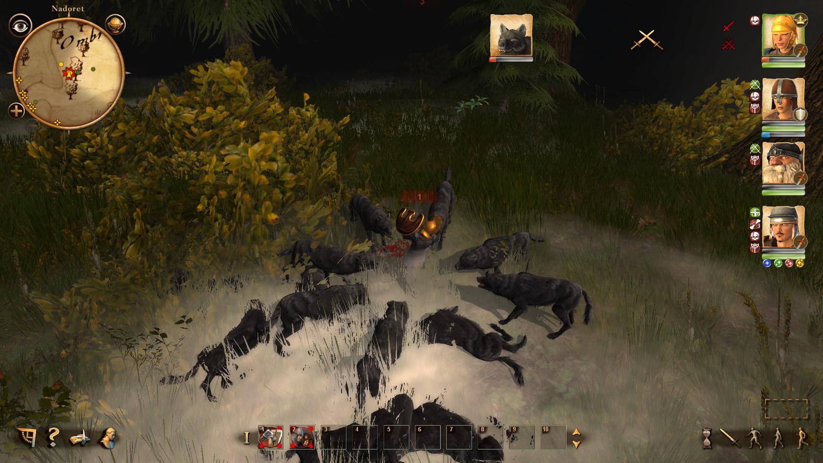Drakensang-TheRiverOfTime Screenshot PC 012