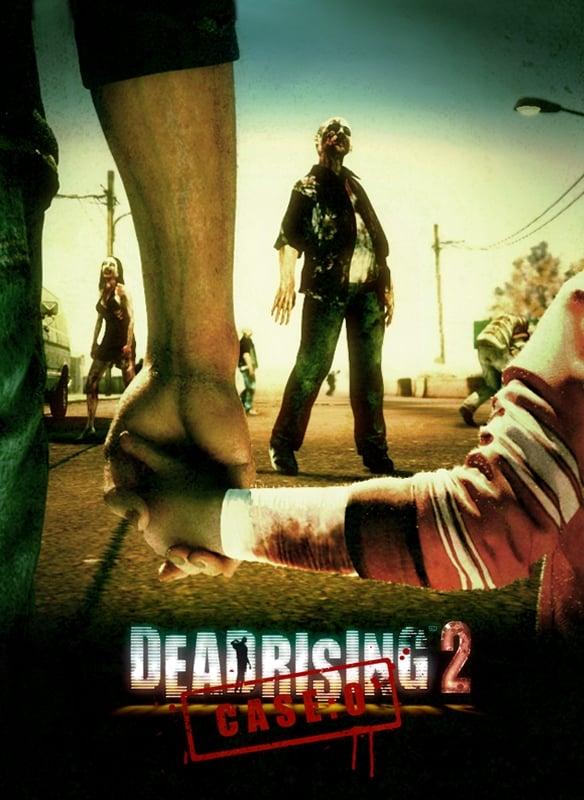 Dead Rising Case ZERO XBLA Cover