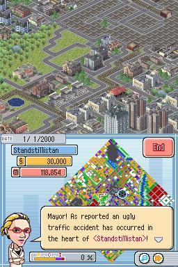SimCityDS DS Editeur 016