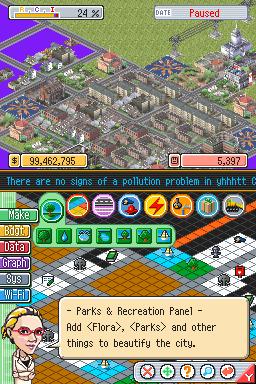 SimCityDS DS Editeur 023