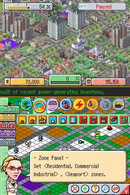 SimCityDS DS Editeur 024