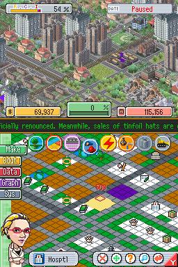 SimCityDS DS Editeur 028