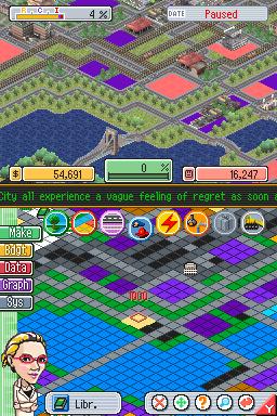 SimCityDS DS Editeur 029