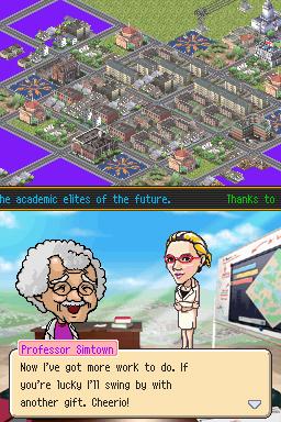 SimCityDS DS Editeur 030