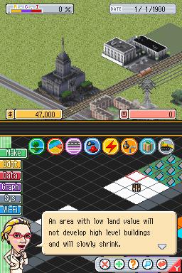 SimCityDS DS Editeur 032