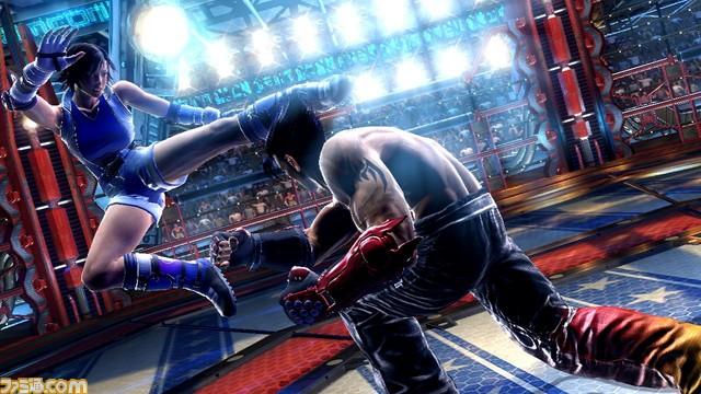 TekkenTagTournament2 Arcade Editeur 007
