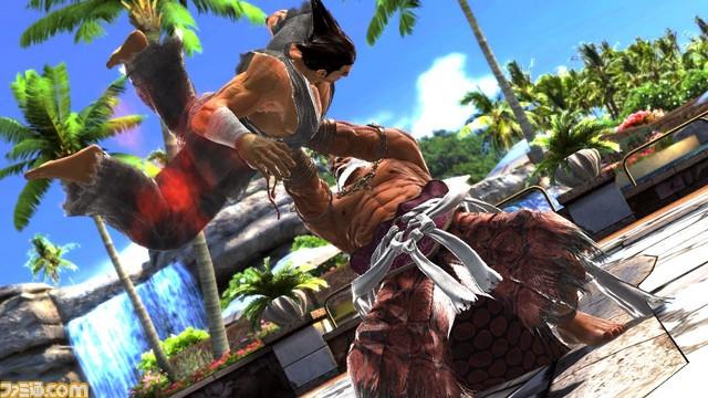 TekkenTagTournament2 Arcade Editeur 011