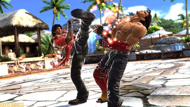 TekkenTagTournament2 Arcade Editeur 012