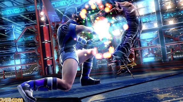 TekkenTagTournament2 Arcade Editeur 013