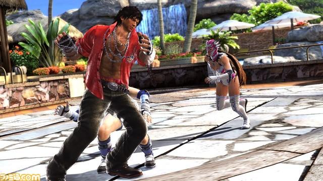 TekkenTagTournament2 Arcade Editeur 015