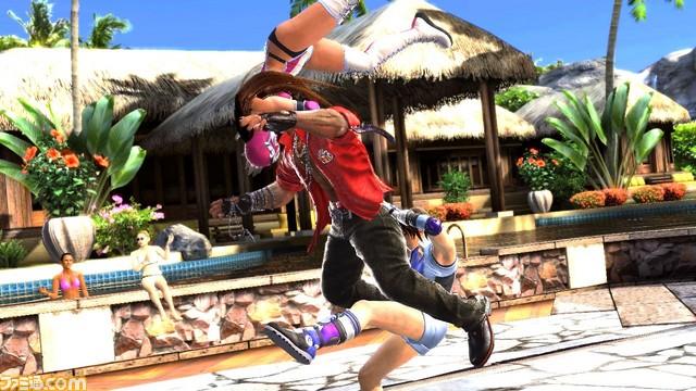 TekkenTagTournament2 Arcade Editeur 016